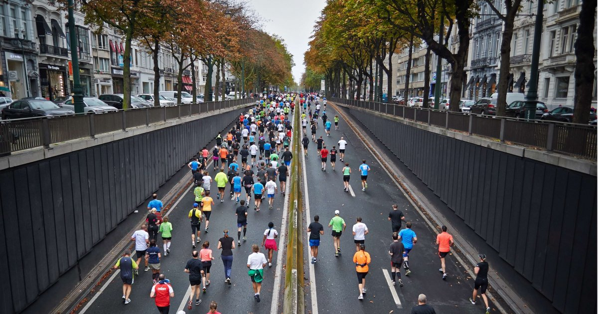 Startup lessons I learned from running a marathon
